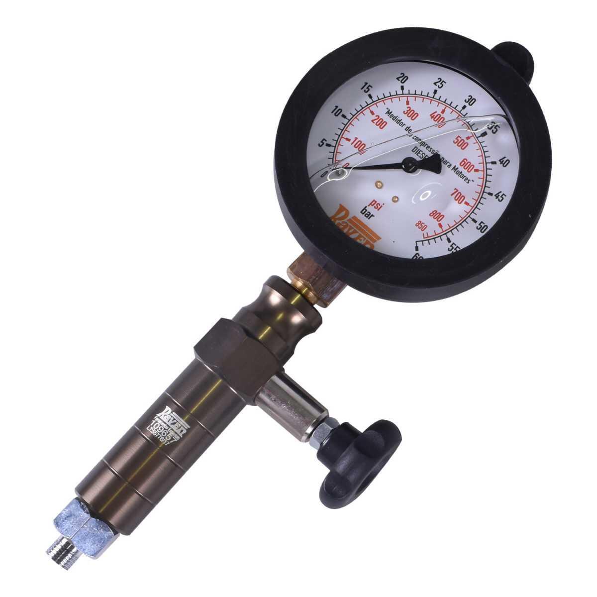 109657 Raven - Conjunto para Teste de Compressão de Motores Diesel