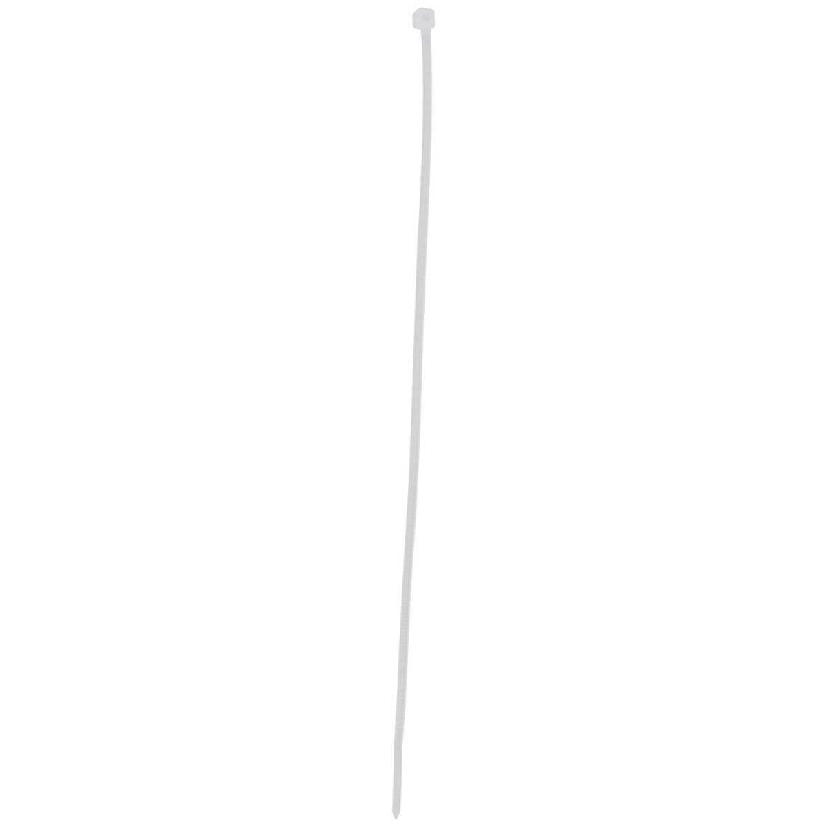 Abraçadeira de Nylon Branca 140 X 3,6Mm 100 Peças 2815140100 Vonder