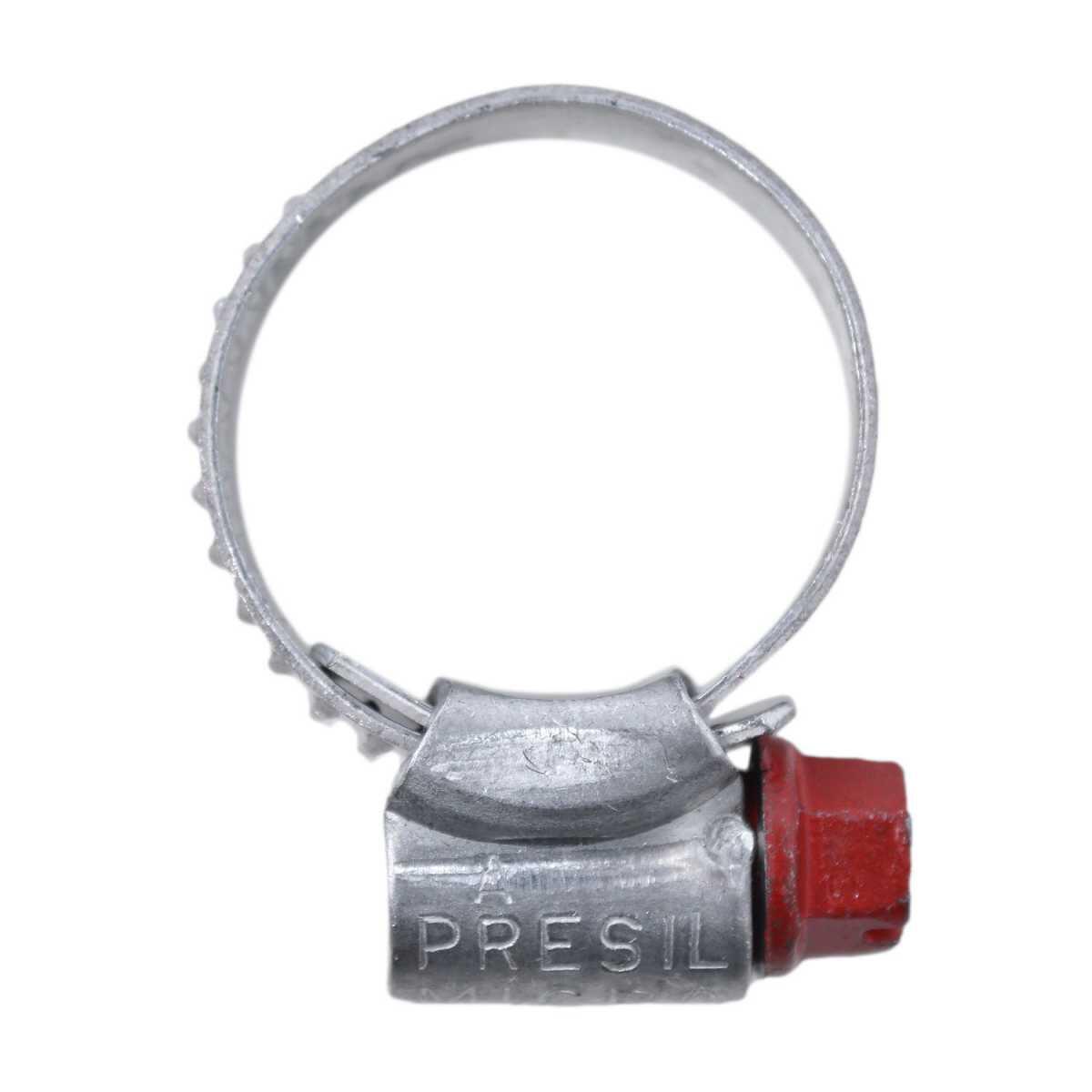 Abraçadeira Micro em Aço Carbono 13 a 19Mm Mab1319 Suprens