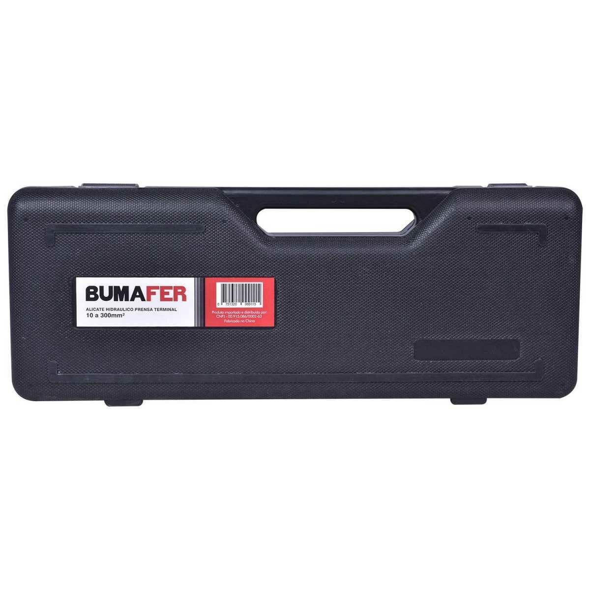 Alicate Prensa Terminais Hidráulico 10 a 300 Mm² Bumafer