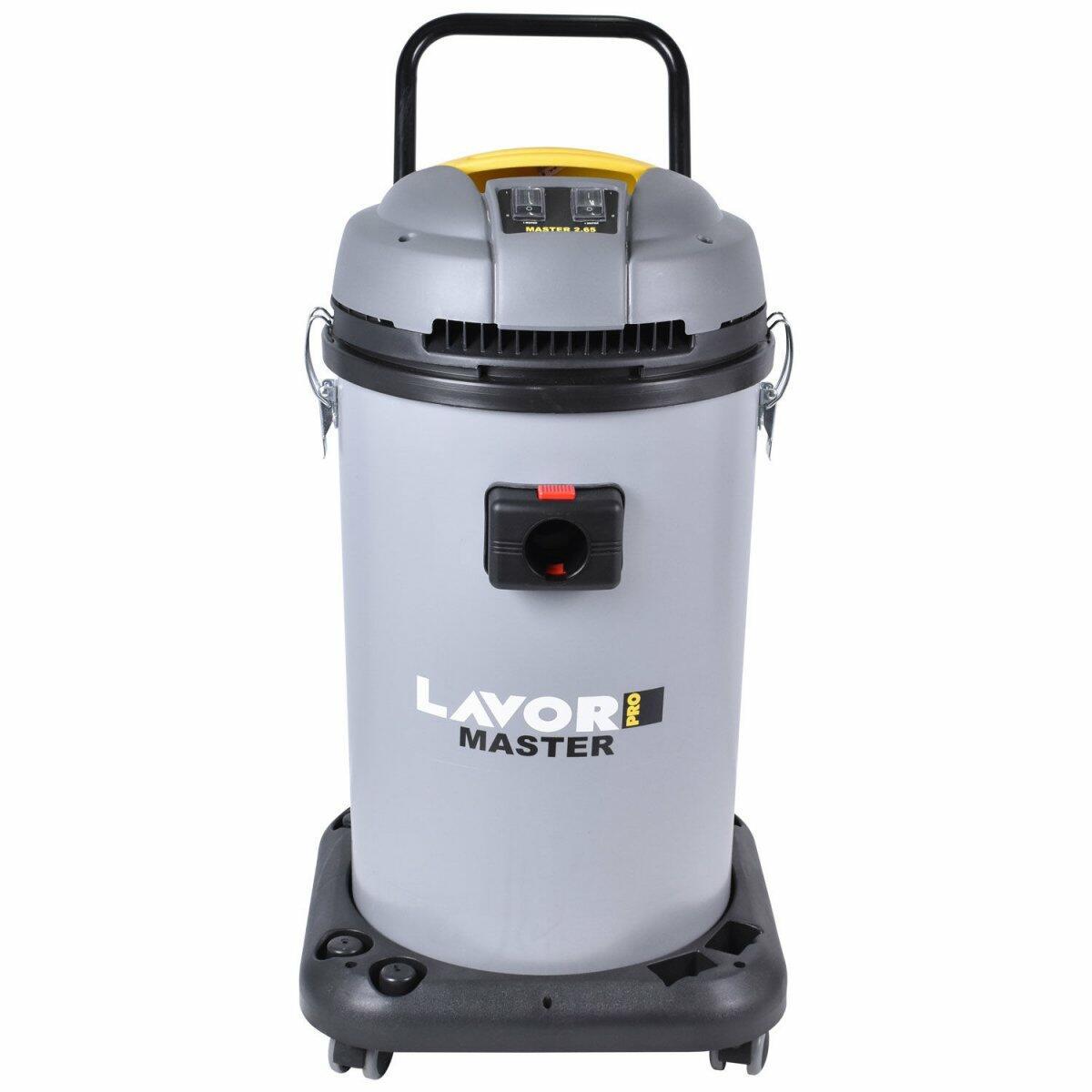 Aspirador de Pó 4200W 65L Master 3.65 Plast Lavor – 220 V