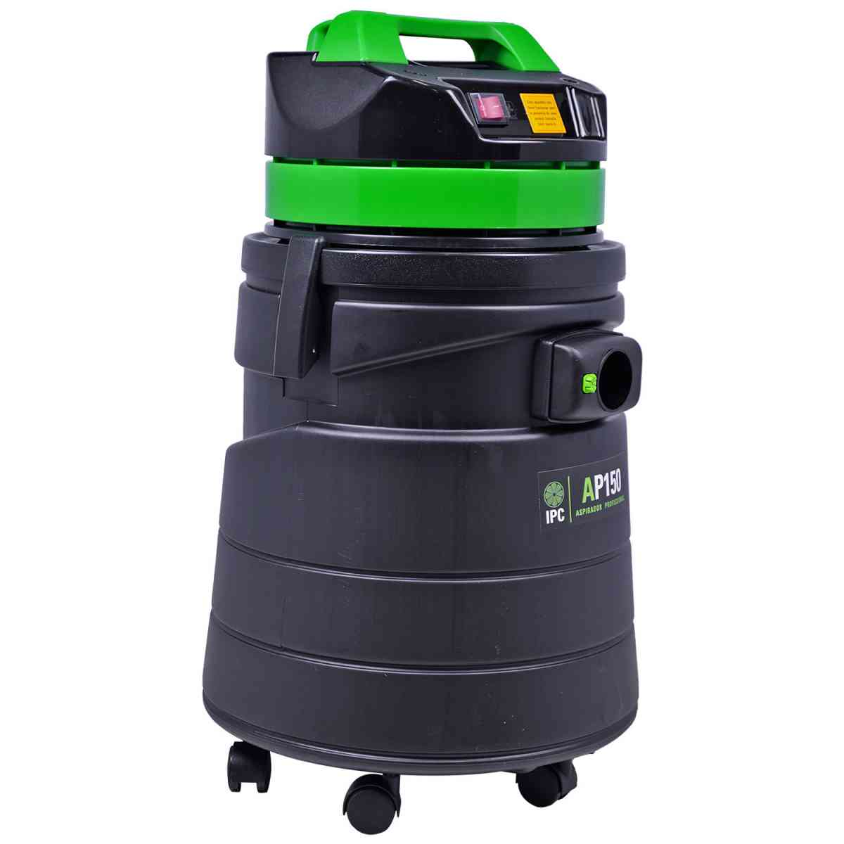 Aspirador De Pó e Líquidos 50L 1200W P150 IPC Soteco - 127V