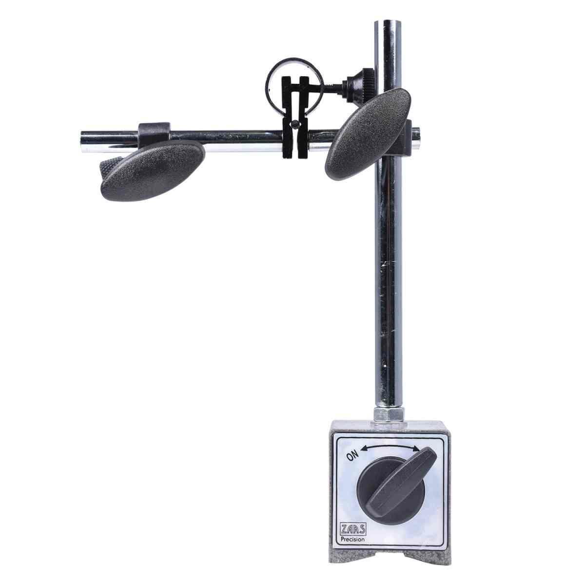 Base Magnética Para Relógio Comparador E Apalpador 04,0001 Zaas