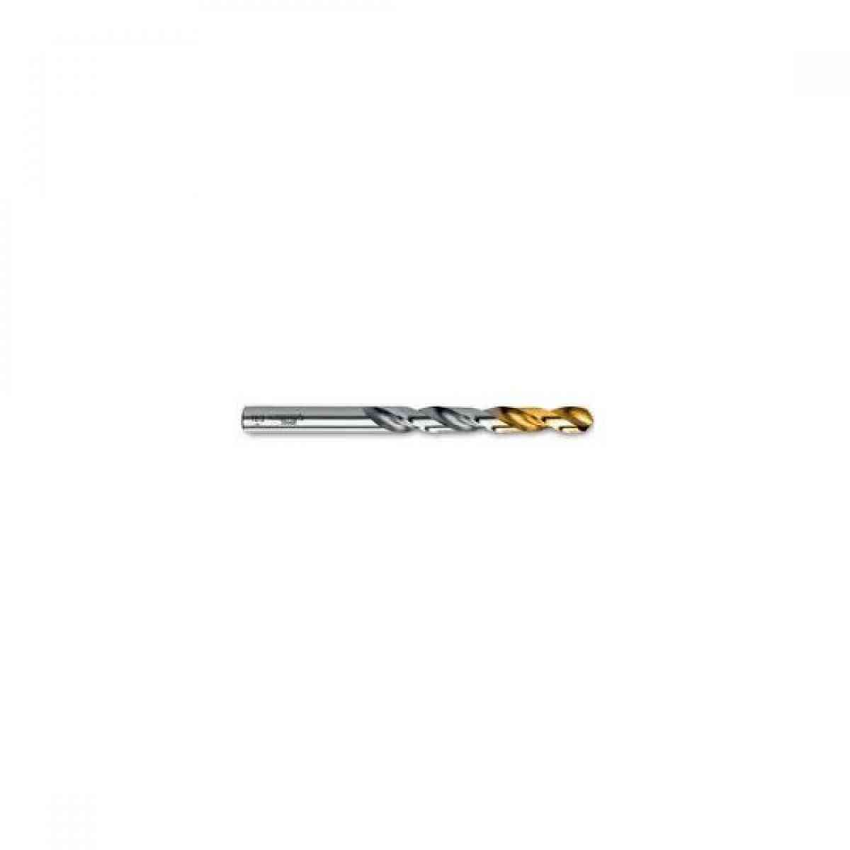 Broca Aço Rápido 4mmx75mm Revestida DIN338 TW100 Twill
