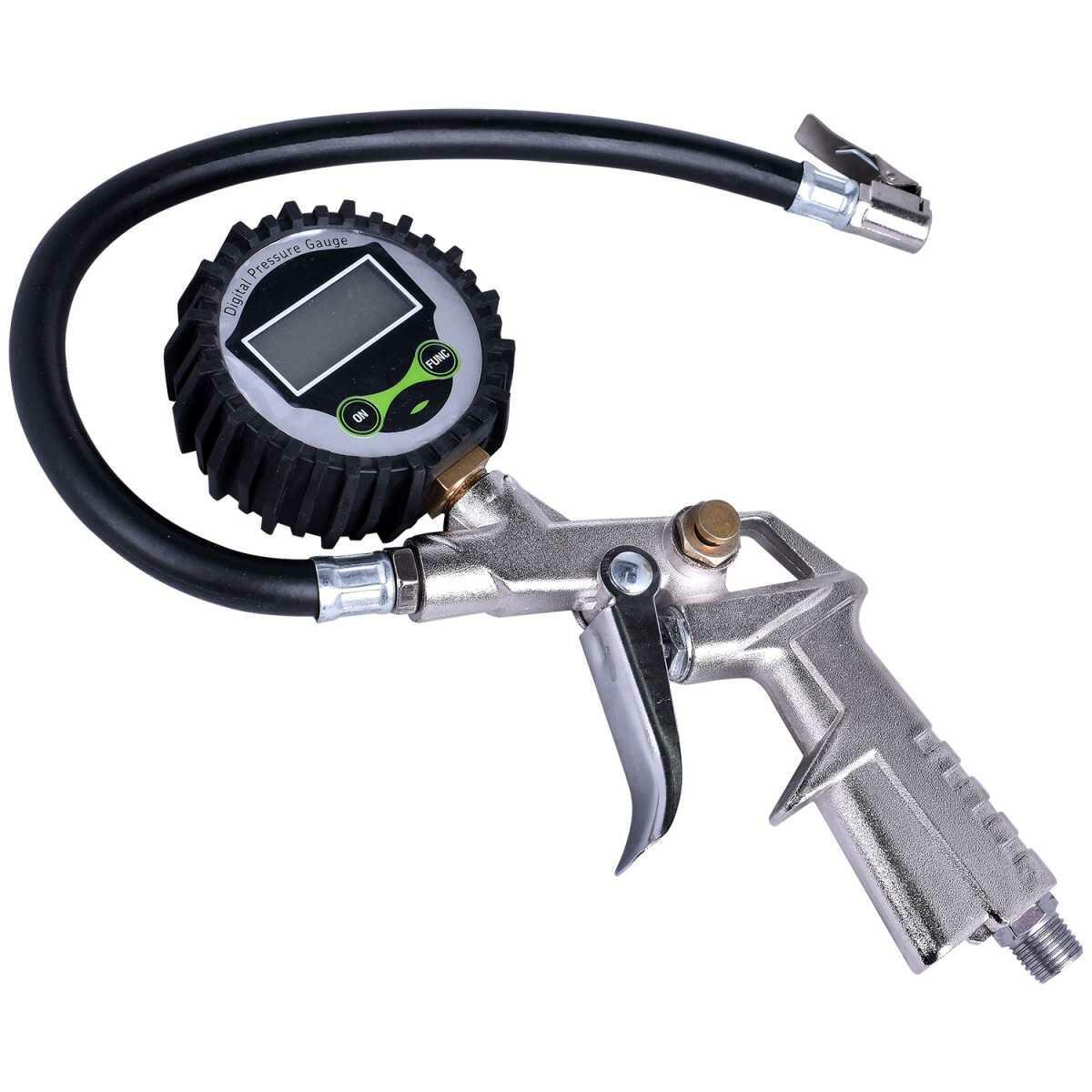 Calibrador de Pneus Digital Portátil 250 Libras 3155 Bremen