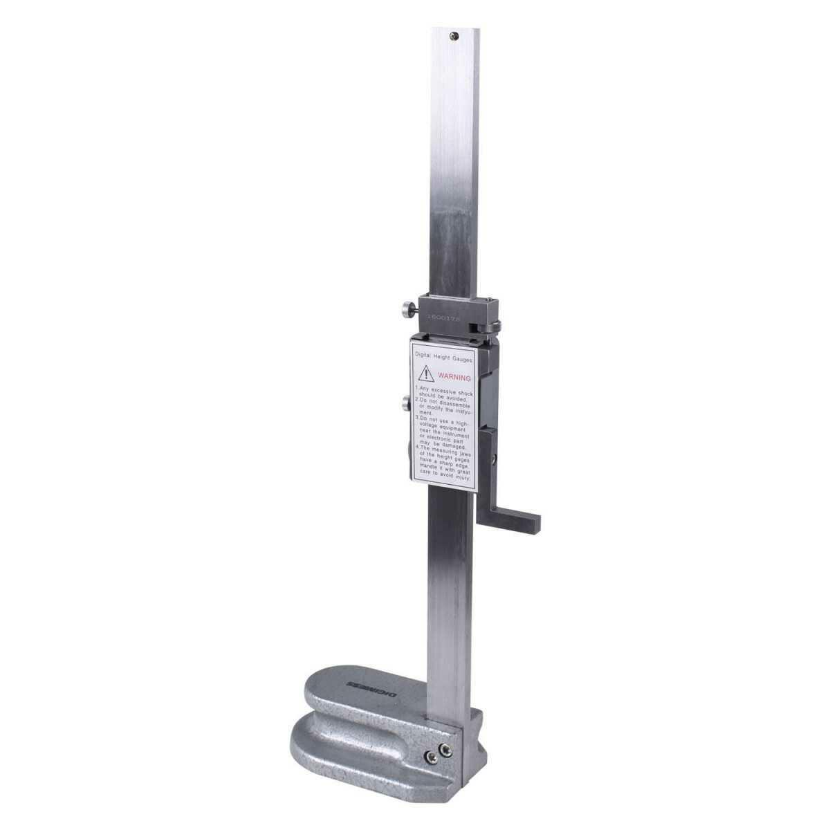 Calibrador Traçador de Altura Digital 1 Coluna 100.404 Digimess - 300Mm