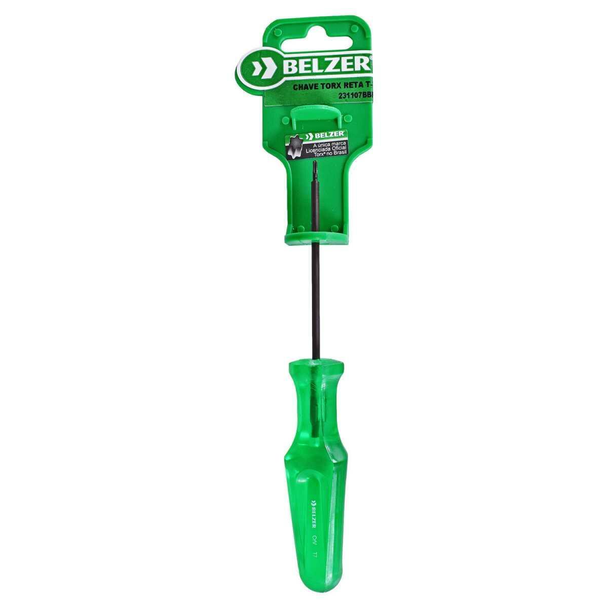 Chave de Fenda Torx T7 231107Bbr Belzer