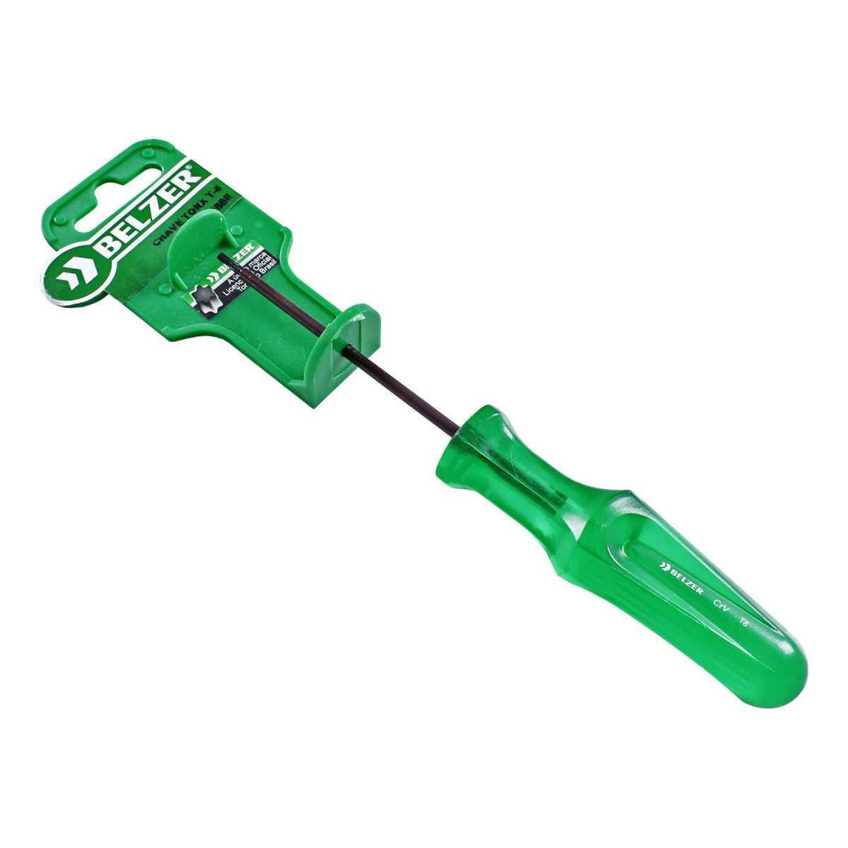 Chave de Fenda Torx T8 231108Bbr Belzer