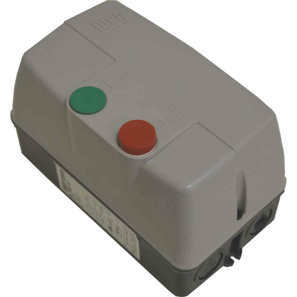 Chave De Proteção De Partida Direta 5cv 380V Trif Pdw04-5v40 Weg