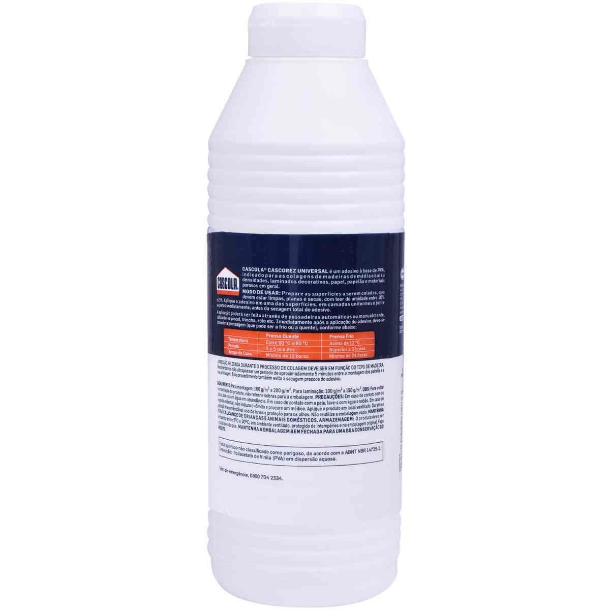 Cola Branca Cascorez Universal 500 gr Henkel