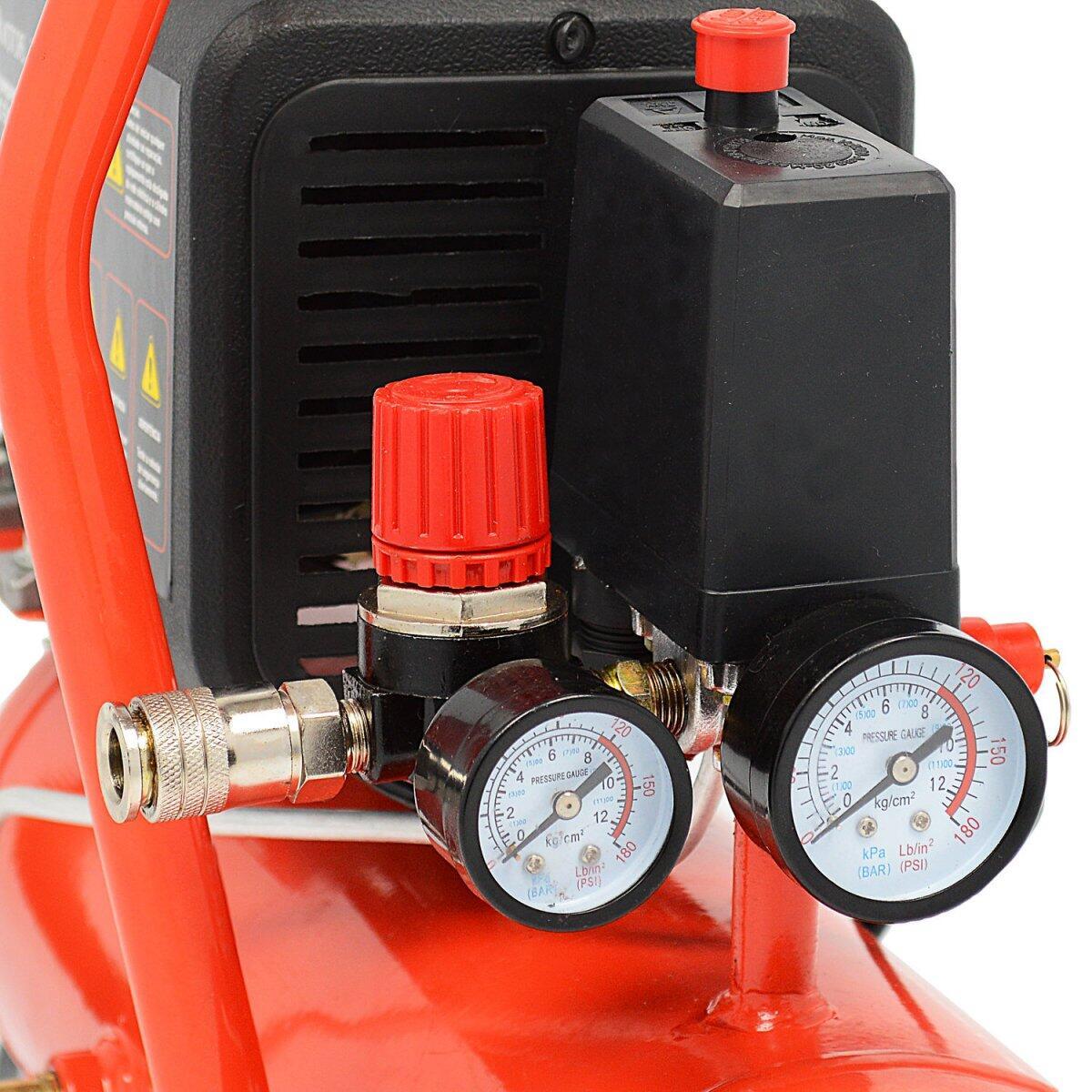 Compressor 5,6/8L 120lbs Rdc-220V Br Motors - 220V