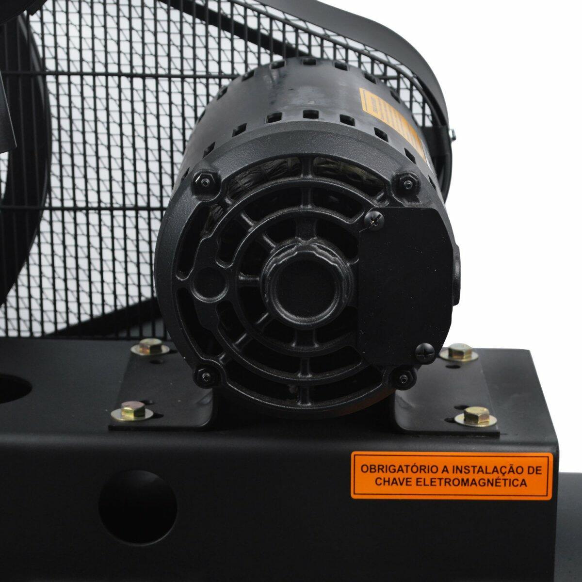 Compressor de Ar 20 Pés 250L CJ20+APV Chiaperini - 220/380V