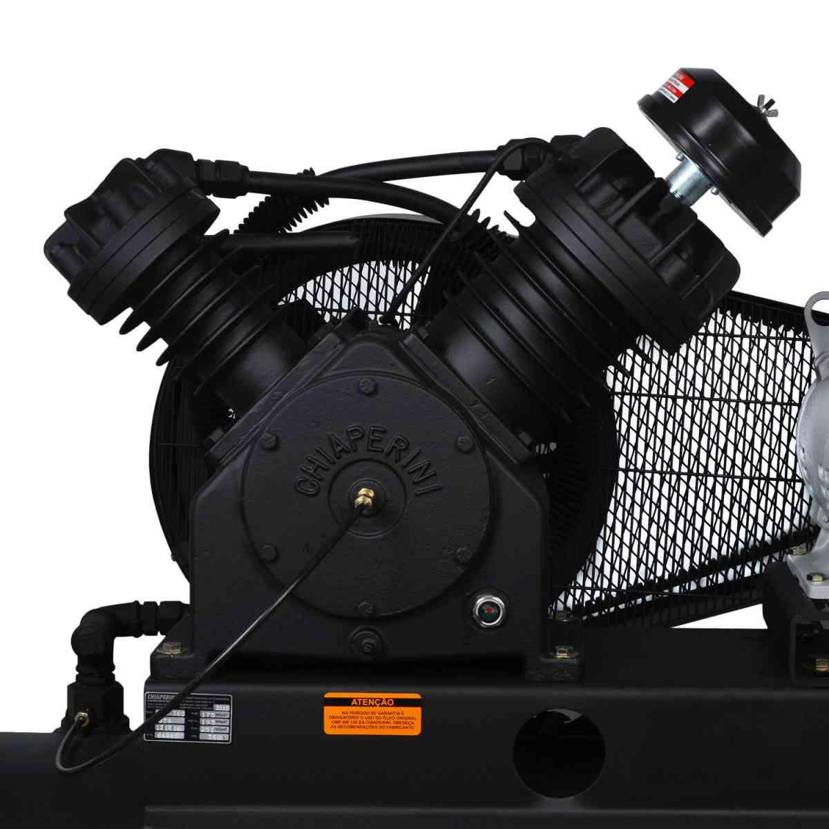 Compressor de Ar 40 Pés 360L CJ40+APV Chiaperini