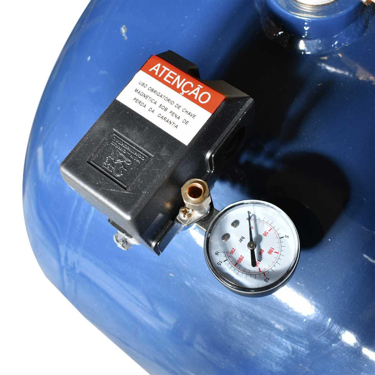Compressor de Ar 425L Super Ar 220/380V Pressure