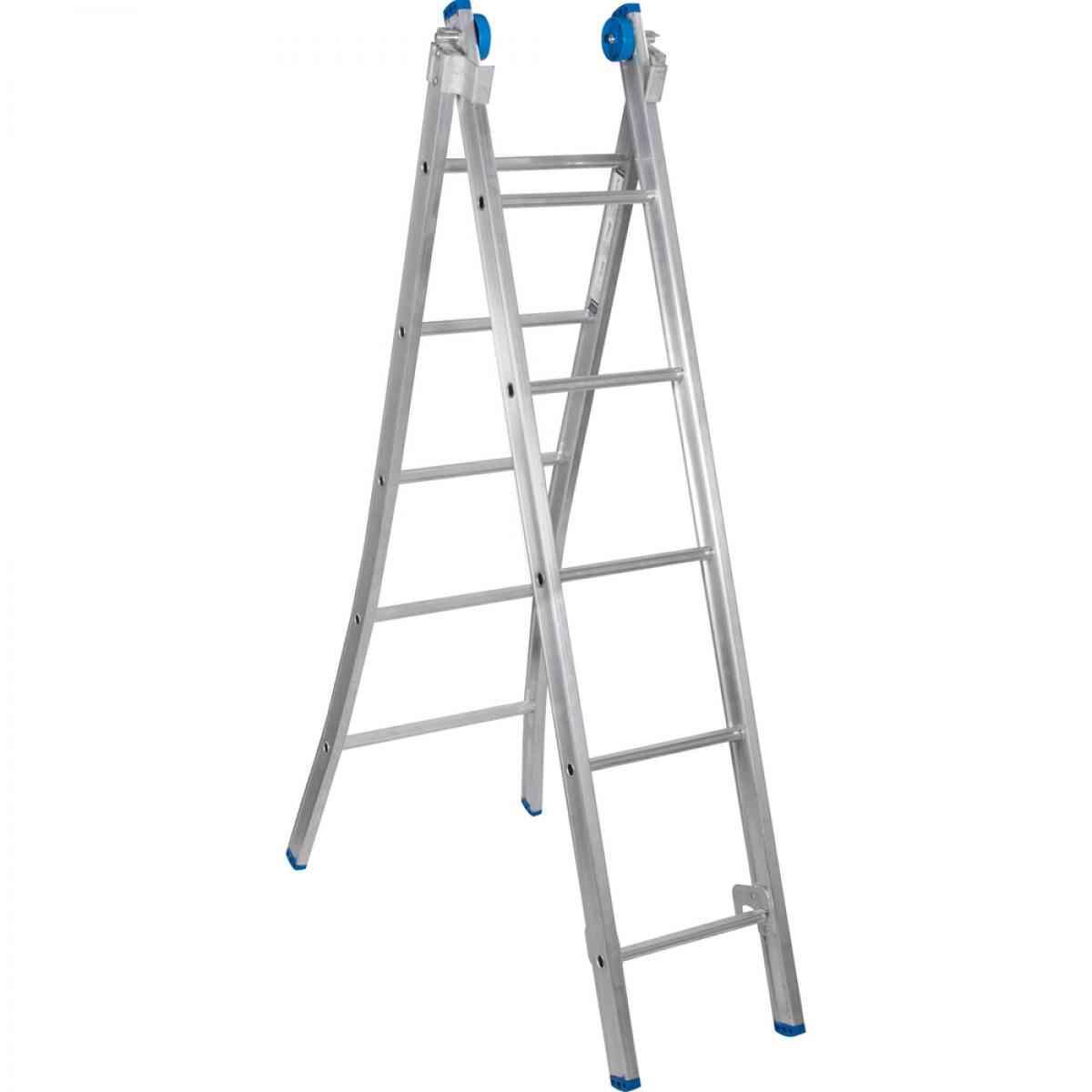 Escada Extensiva Alum.3em1 2x05 Degraus Alumasa