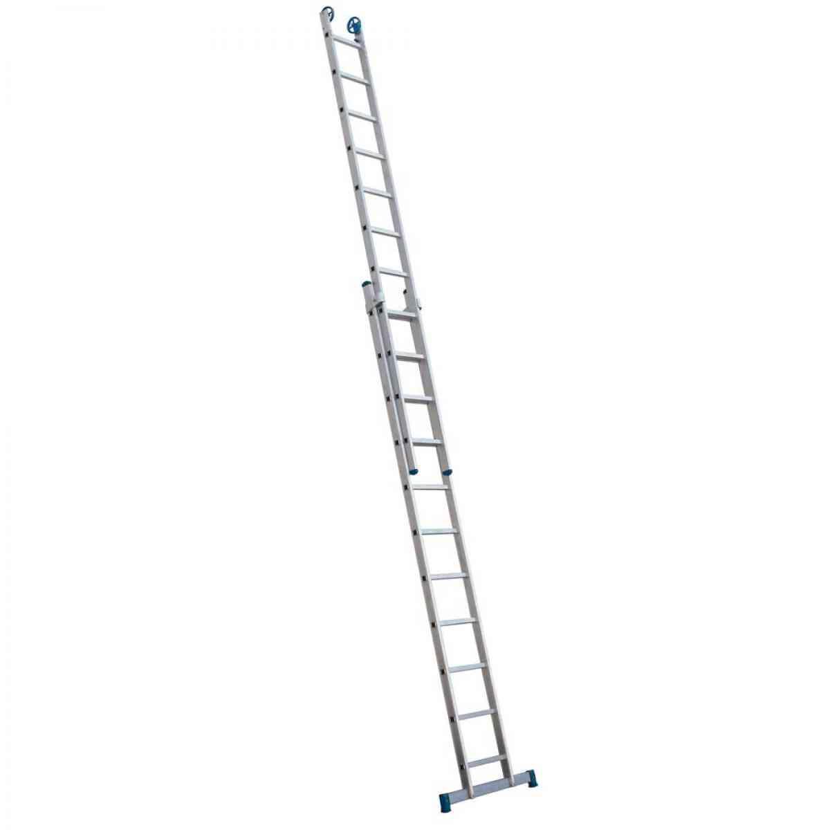 Escada Extensiva em Alumínio 5,74m Belfix