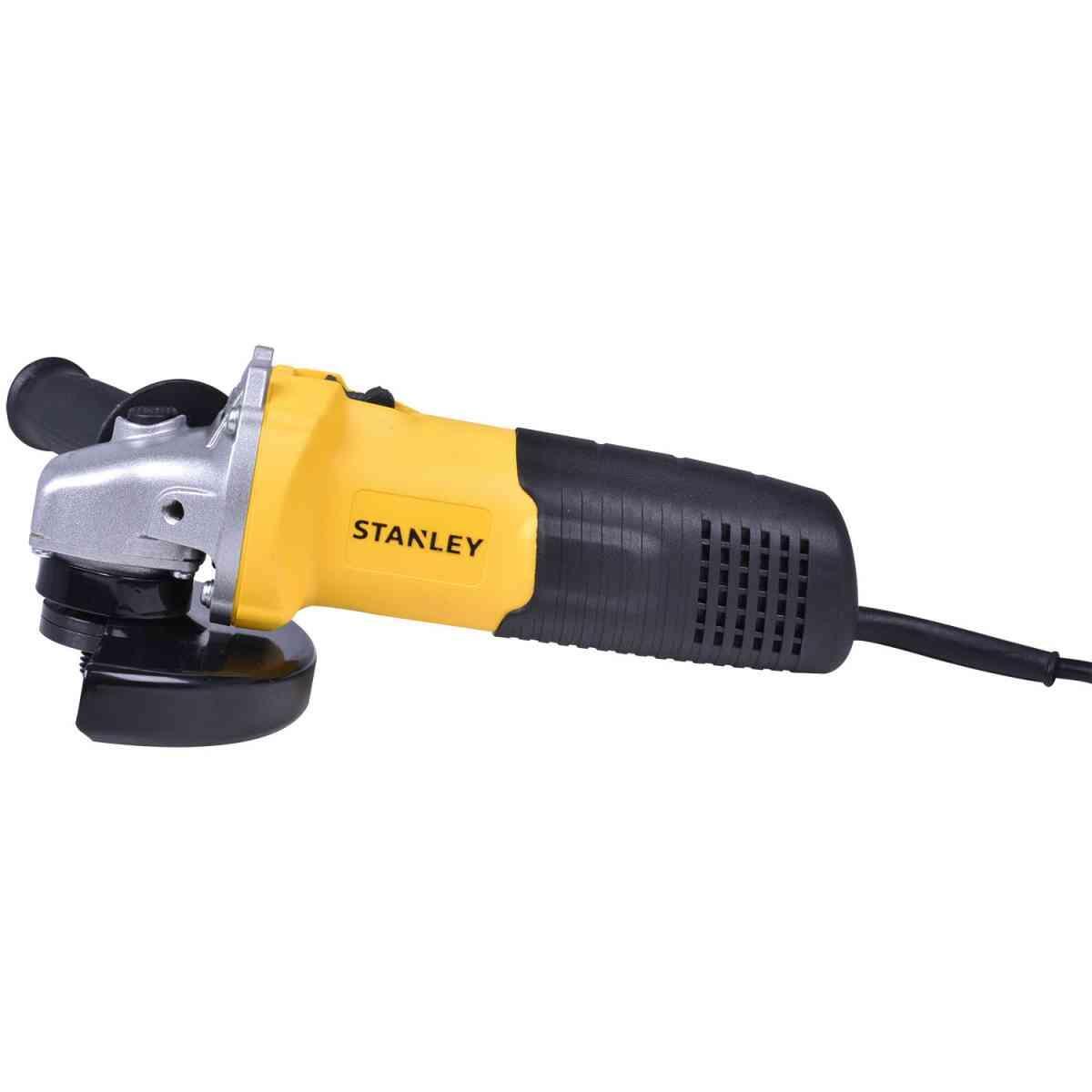 """Esmerilhadeira Angular 4.1/2"""" 600W STGS6115-B2 Stanley 220V"""