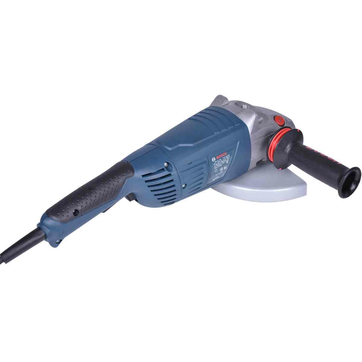 """Esmerilhadeira Angular 9"""" 2400W GWS24-230 Bosch - 220V"""