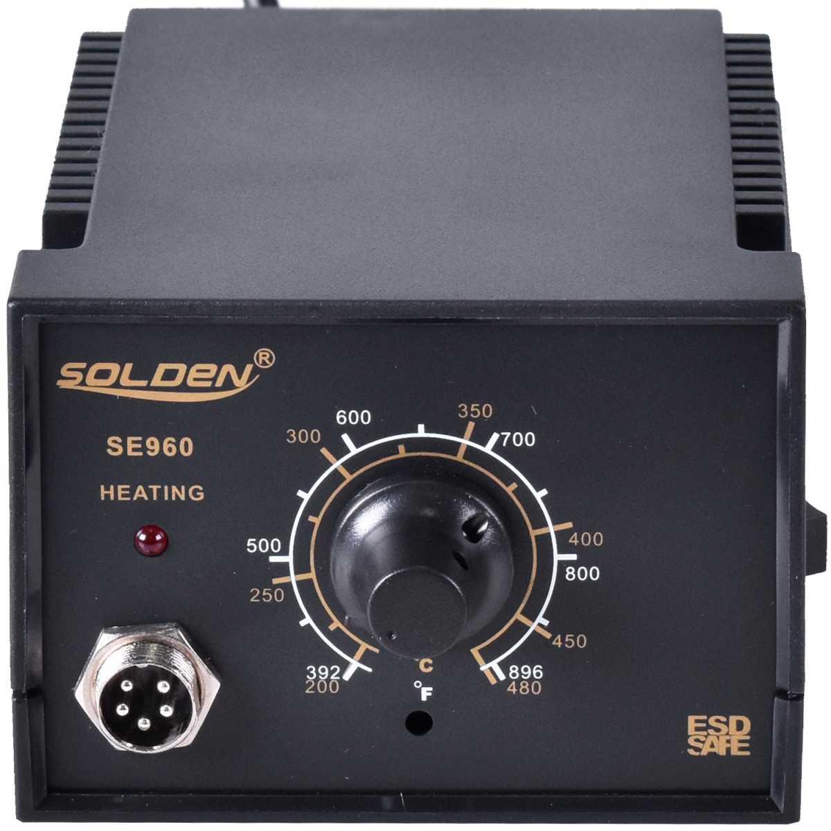Estação de Solda Analógica 75W Se960 Solden – 127V