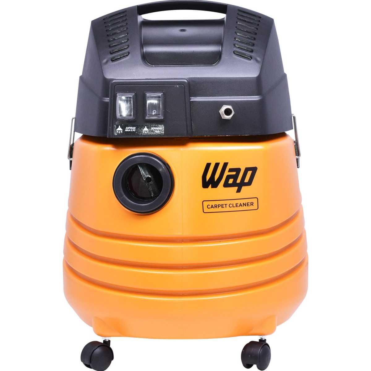 Extratora Profissional 1600W 25L Carpet Cleaner 220V Wap