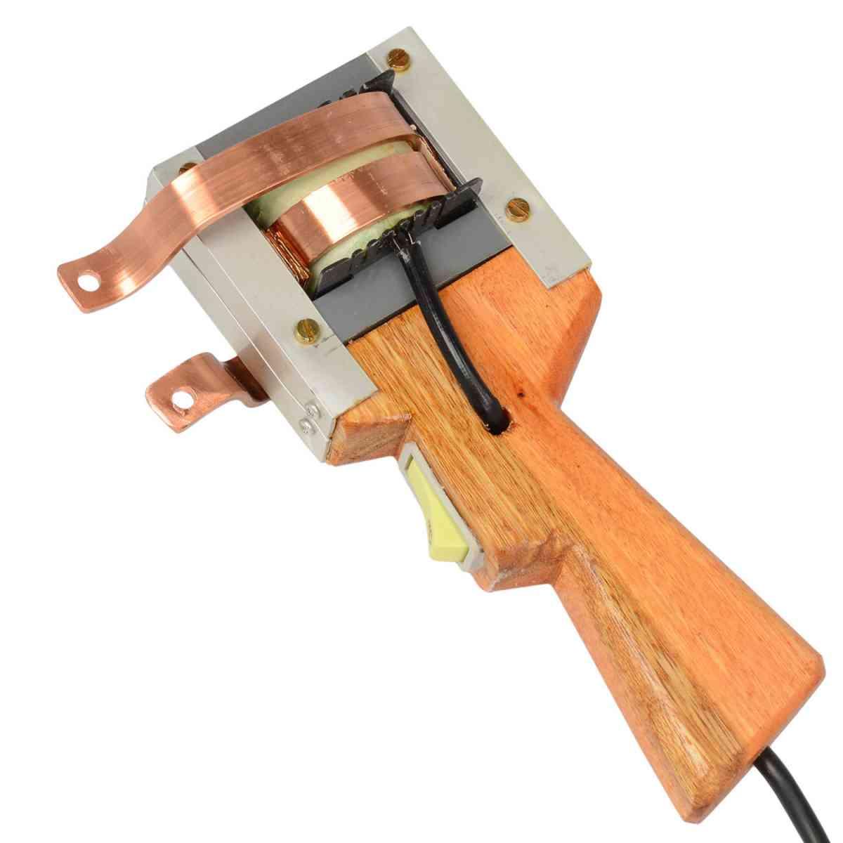 Ferro De Solda Tipo Pistola 550W Bumafer