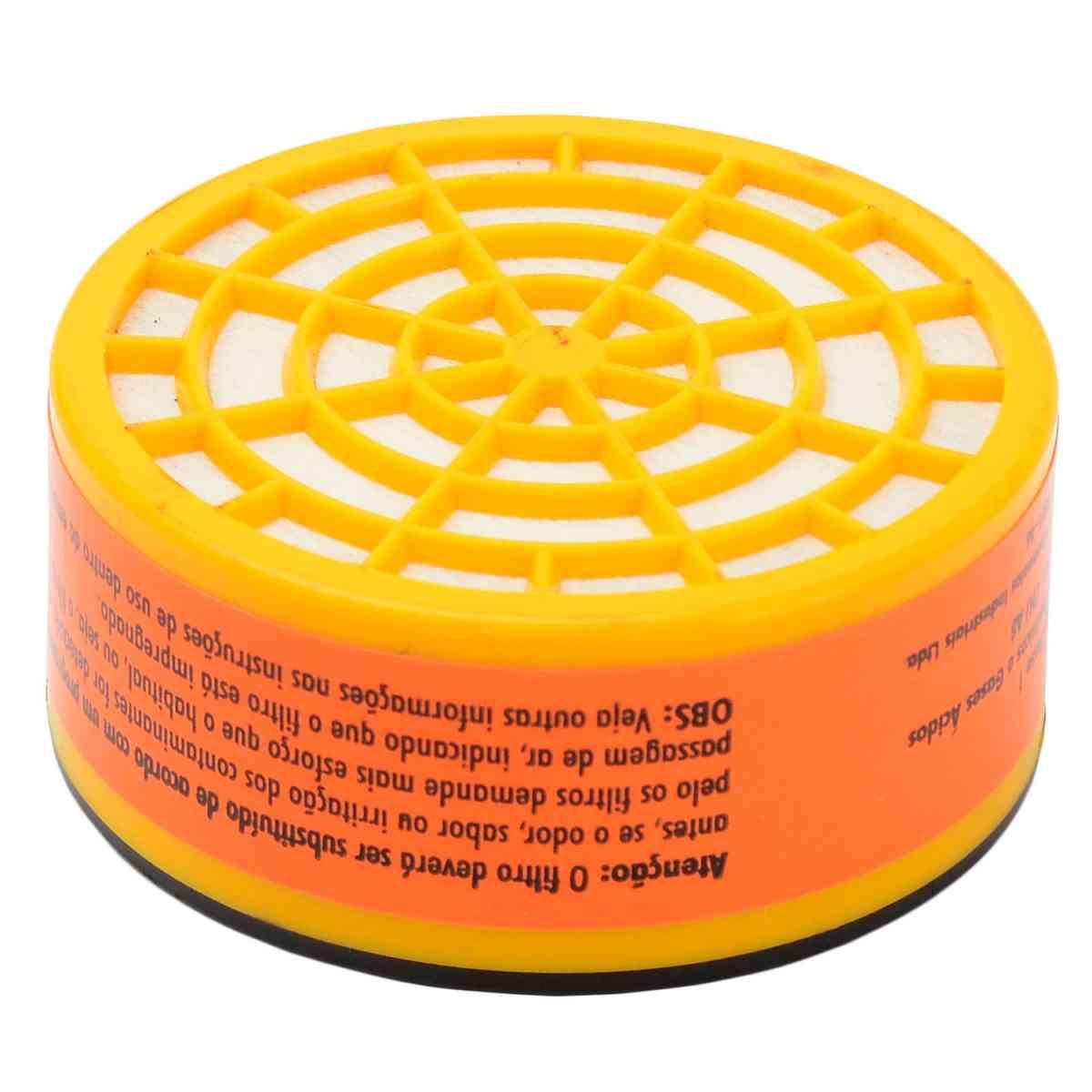 Filtro Rc203 para Respirador Semifacial Cg306 Carbografite