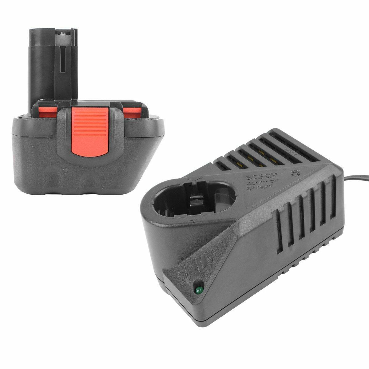 """Furadeira/Parafusadeira 3/8"""" a Bateria 12V GSR12-2 Bosch - 220 Volts"""