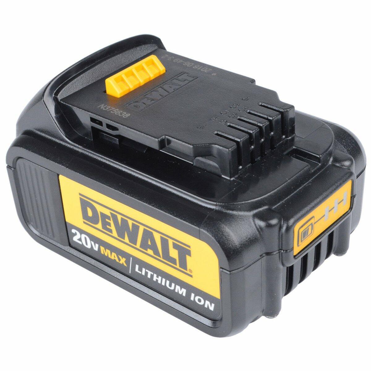 """Furadeira/parafusadeira de Impacto A Bateria 20V Enc 1/2"""" Dcd985L2 Dewalt - 127V + Jogo Ponta Bits para Parafusar 71-931E Black&decker - 31 Pçs"""