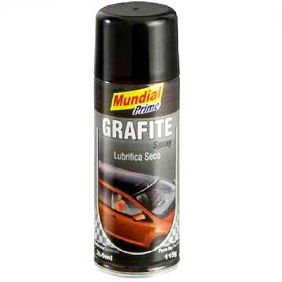 Grafite Spray 200Ml Mundial Prime