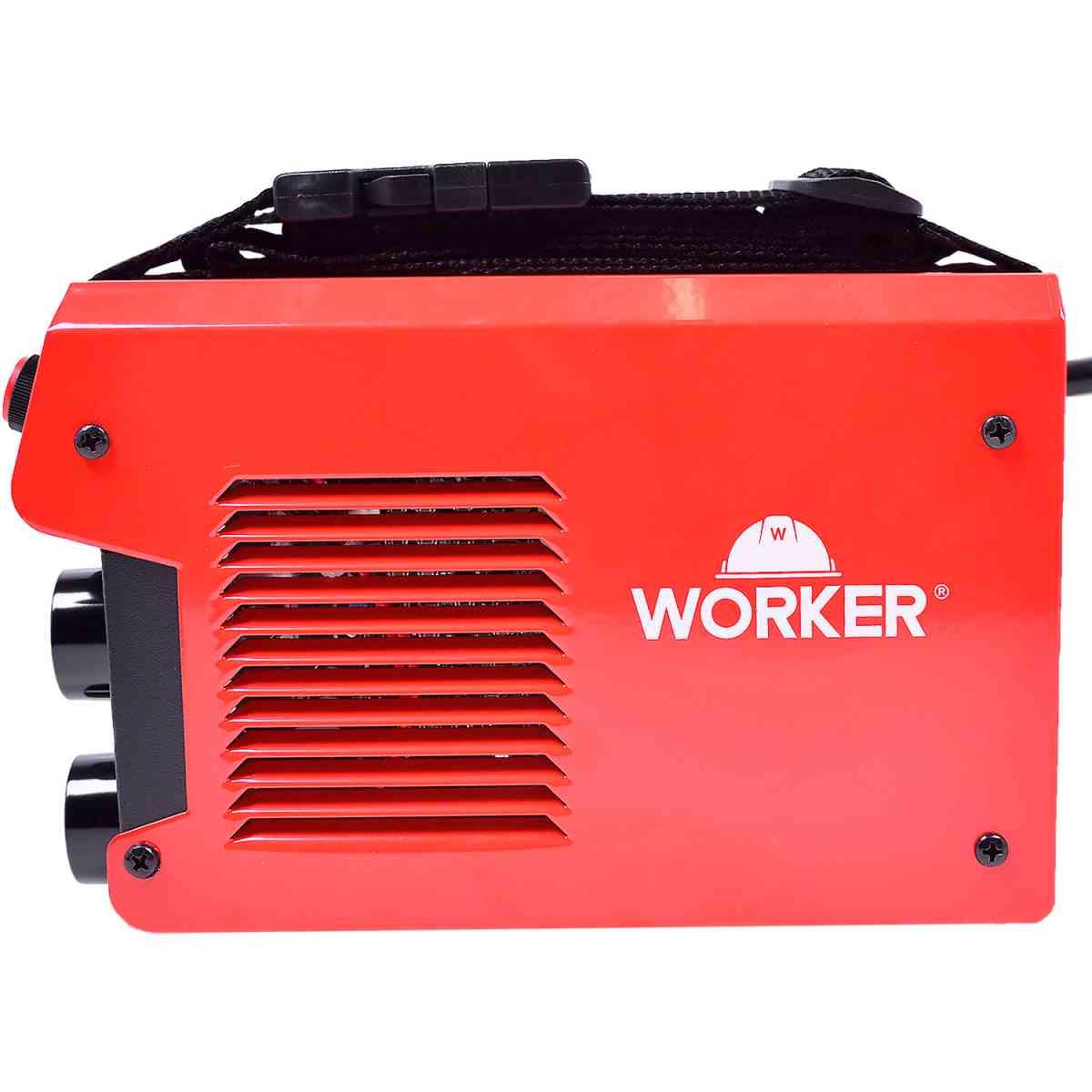 Inversor de Solda Arc 160 Monofásico Worker - 220V