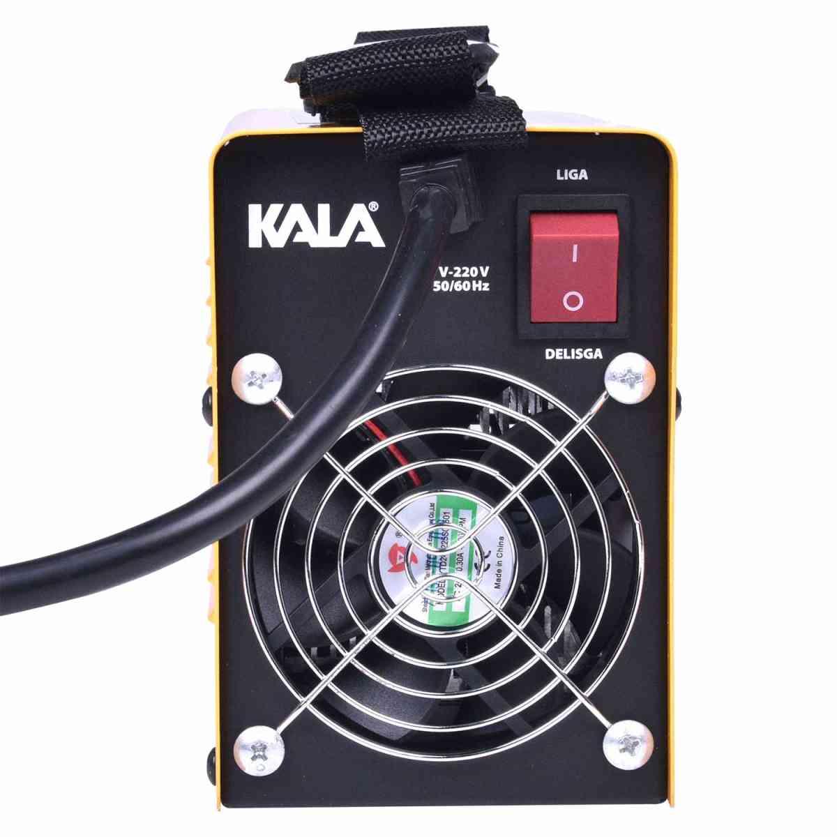 Inversora de Solda Digital Ksi 130A Kala - Bivolt