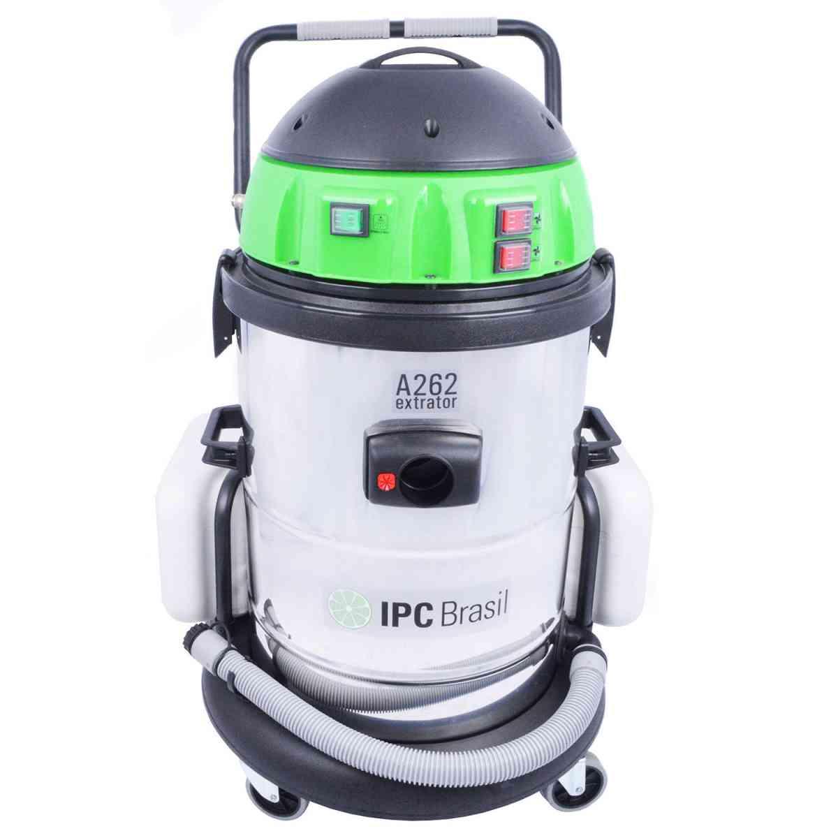 Kit Aspirador e Extratora 62L com Detergente 5L 220V