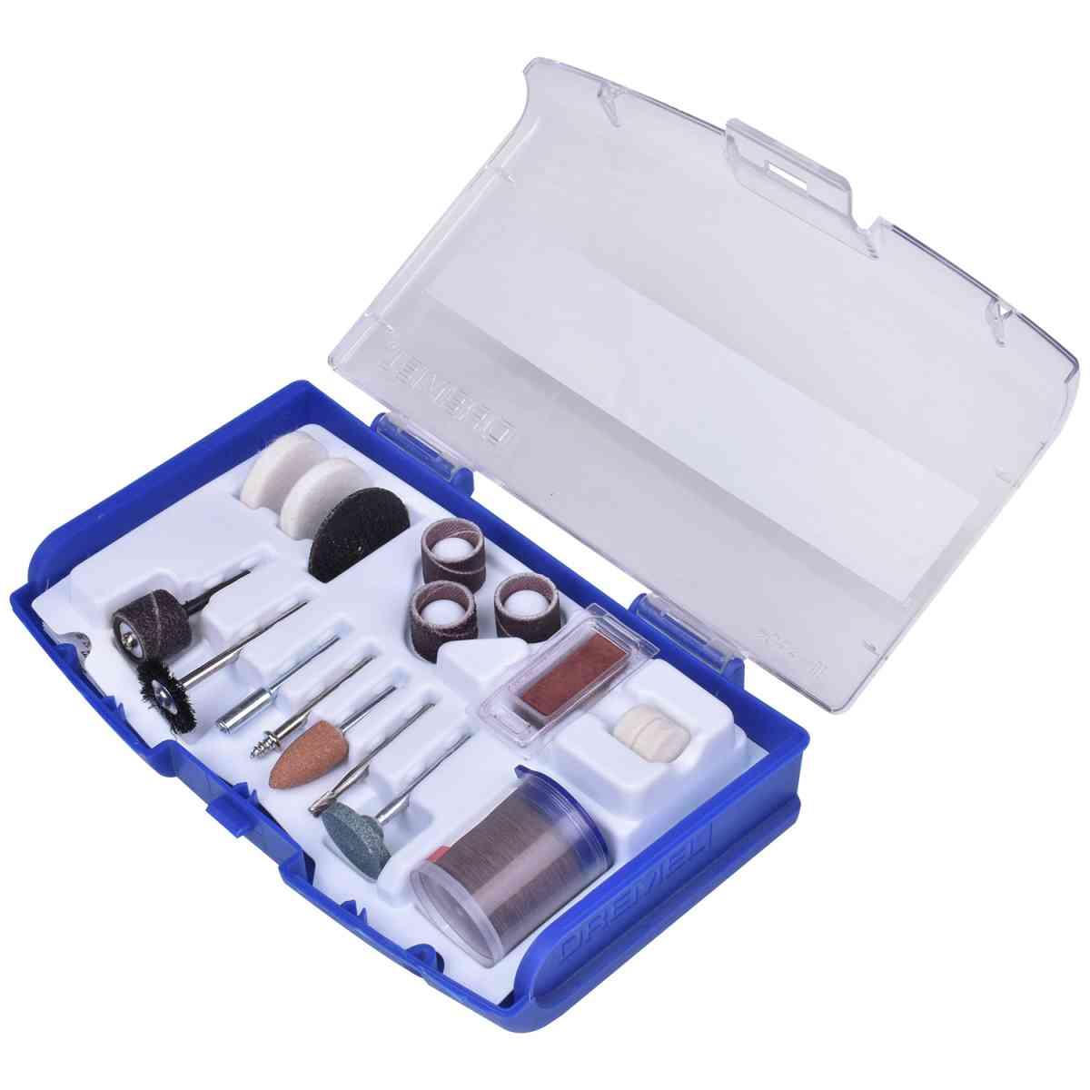 Kit De Mini Retífica 52 Peças Para Uso Geral 687- 01 Dremel