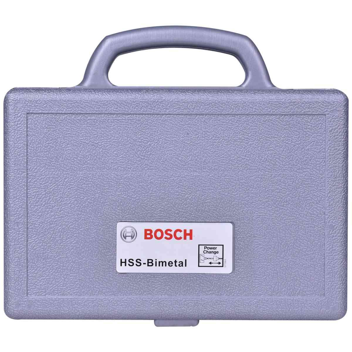 Kit Serra Copo 22mm a 64mm Bosch - 9 Peças