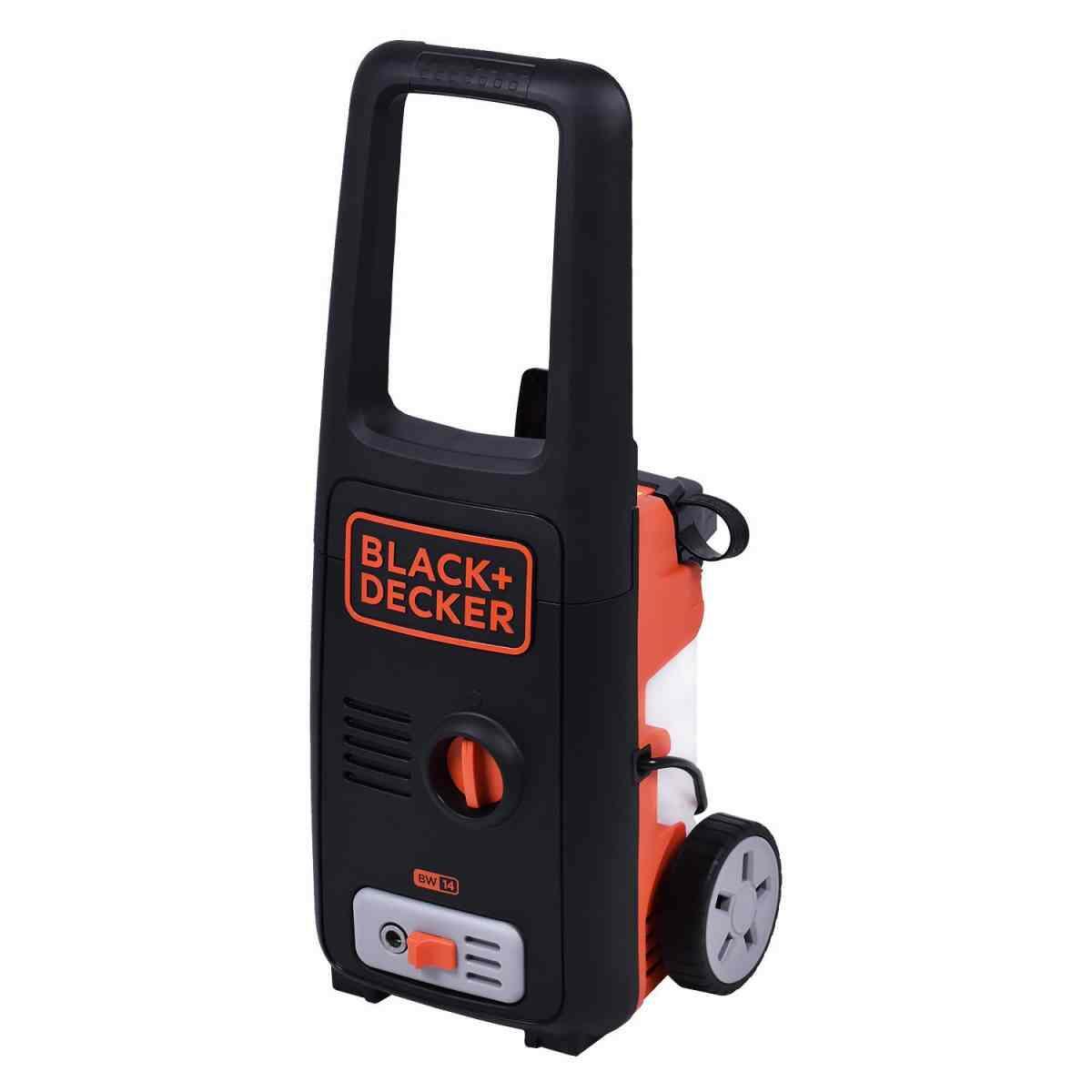 Lavadora de Alta Pressão 1595lb BW14-BR Black&Decker 127V