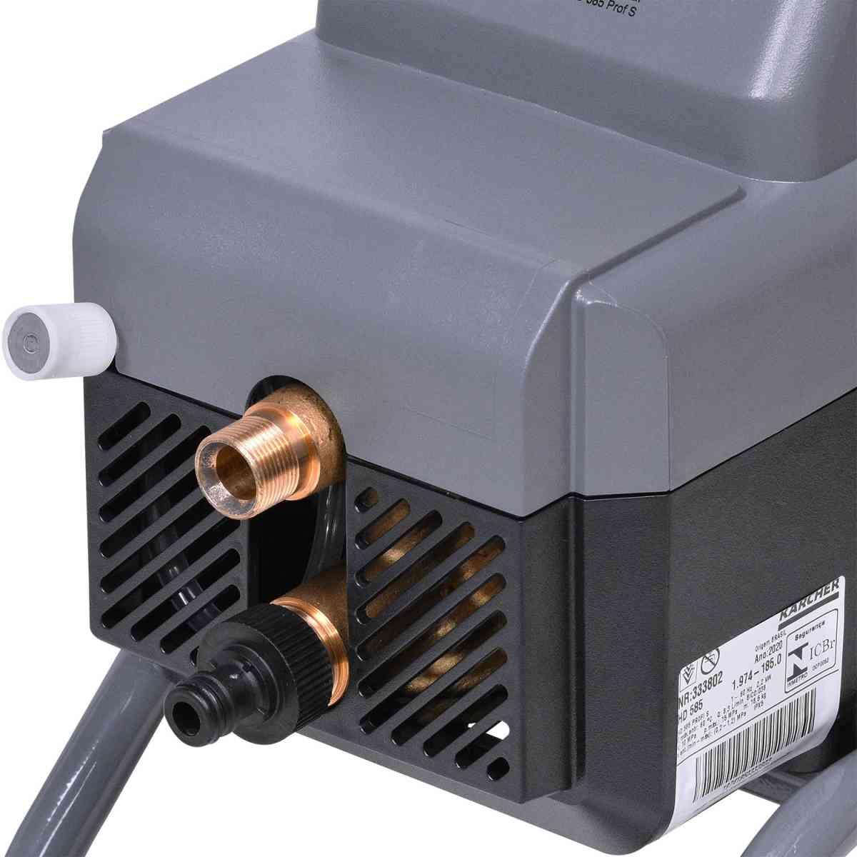 Lavadora De Alta Pressão 1600PSI HD585 Karcher - 127V