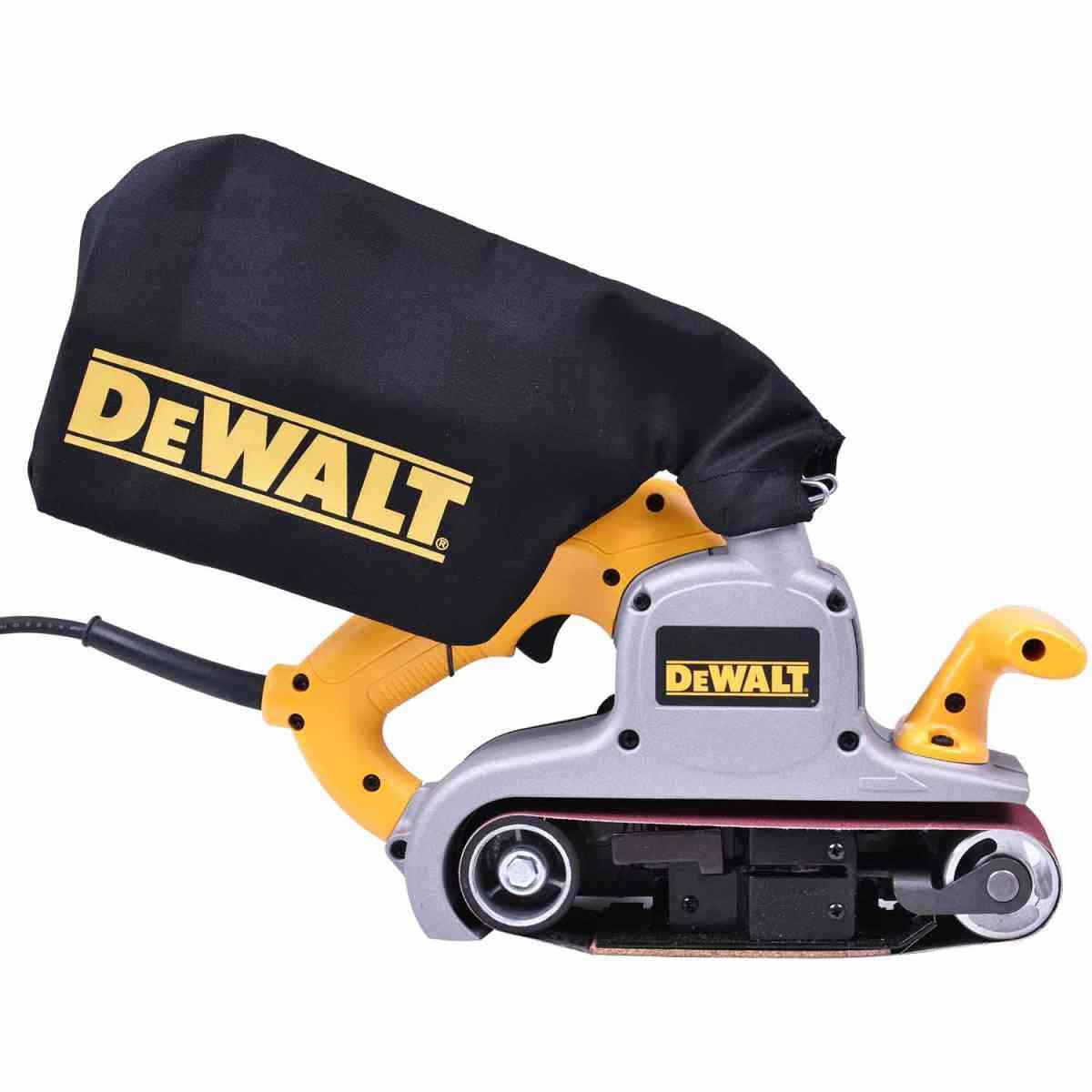 "Lixadeira de Cinta 1010W 3"" x 21"" DWP352VS Dewalt - 220V"