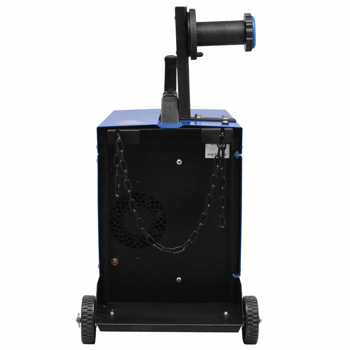 Máquina De Solda MIG 185A Mars 205 Weld Vision - 220 Volts