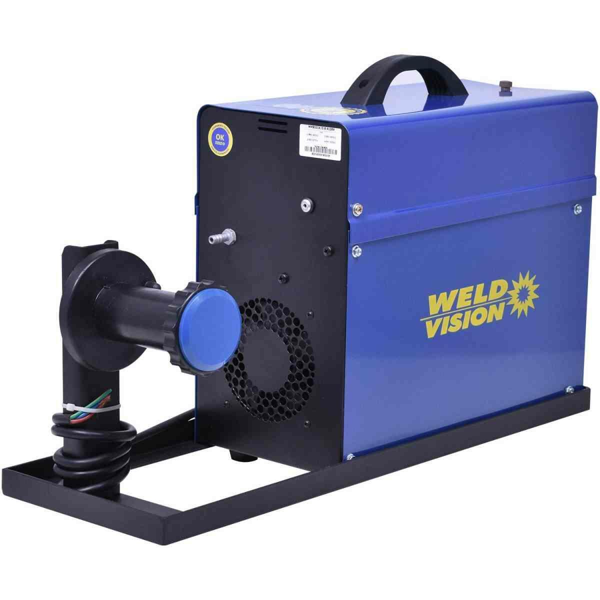 Máquina De Solda MIG Com Tocha 115A Weld Vision 220v Monof.