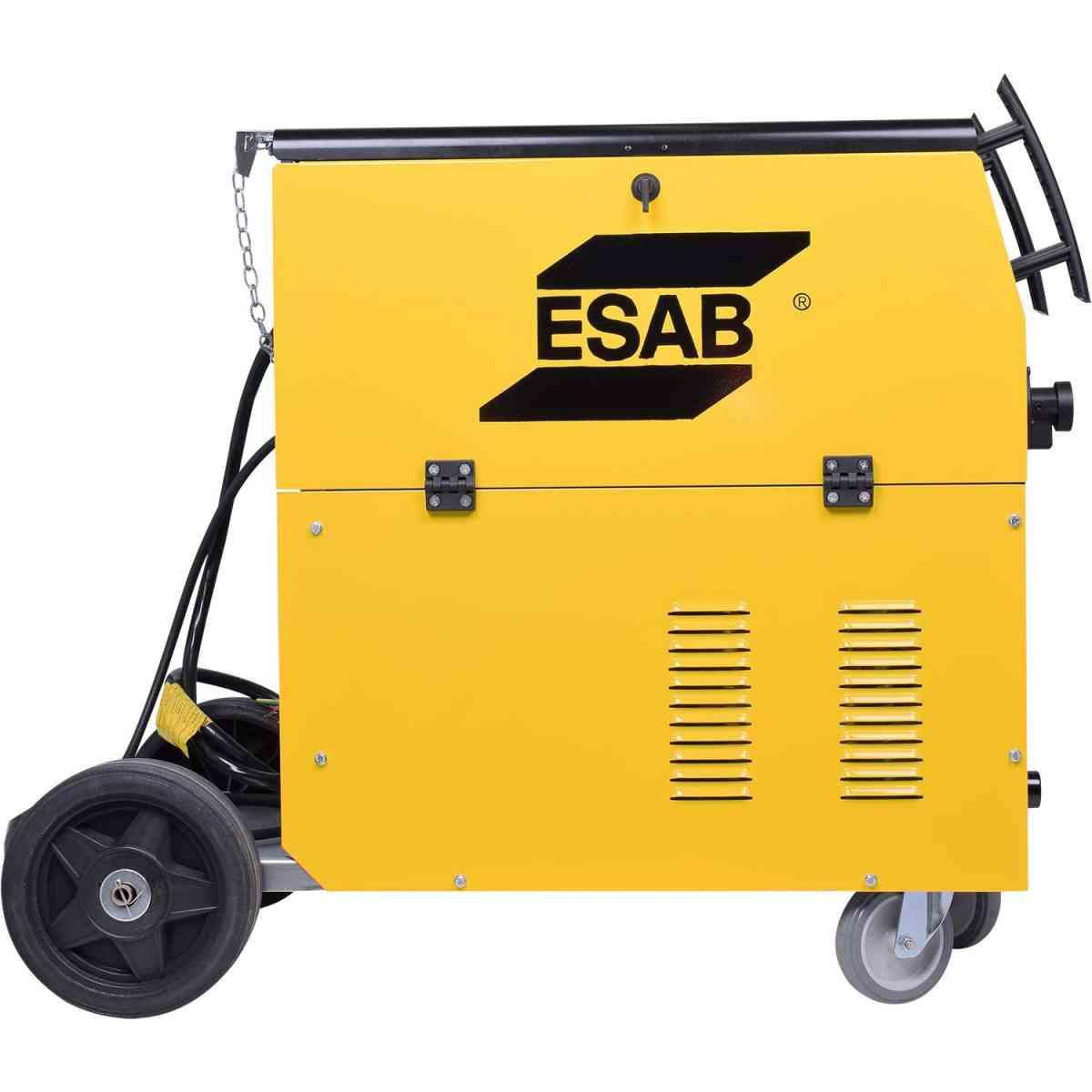 Máquina de Solda Mig Smashweld 450 4 x 4 Esab