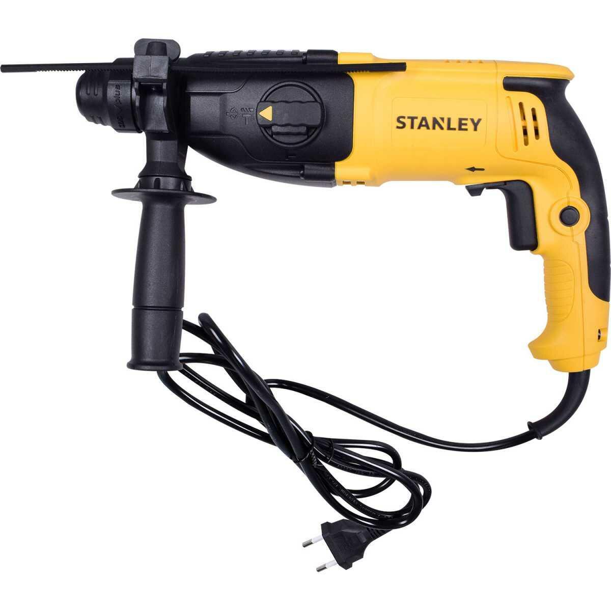 Martelete Perfurador Sds Plus 800W Shr263K-B2 Stanley - 220V
