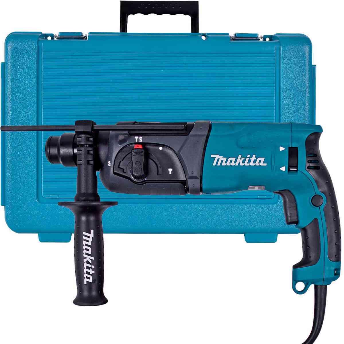 Martelete Rompedor Sds 800W Com Maleta Hr2470 Makita - 220V