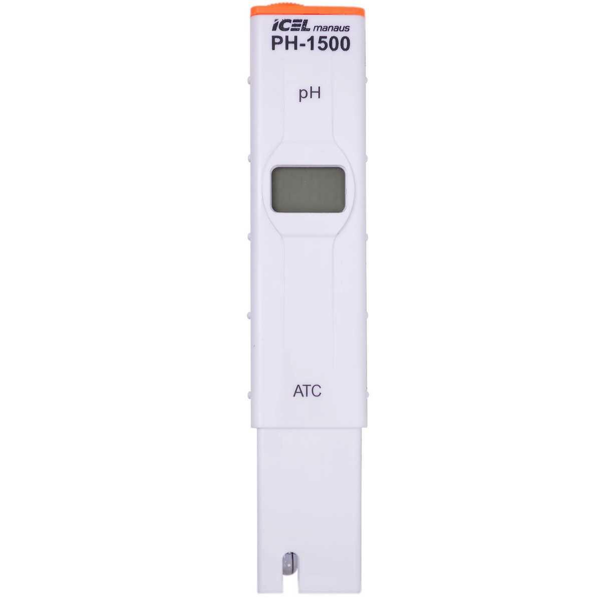 Medidor de Ph Digital Ph-1500 Icel