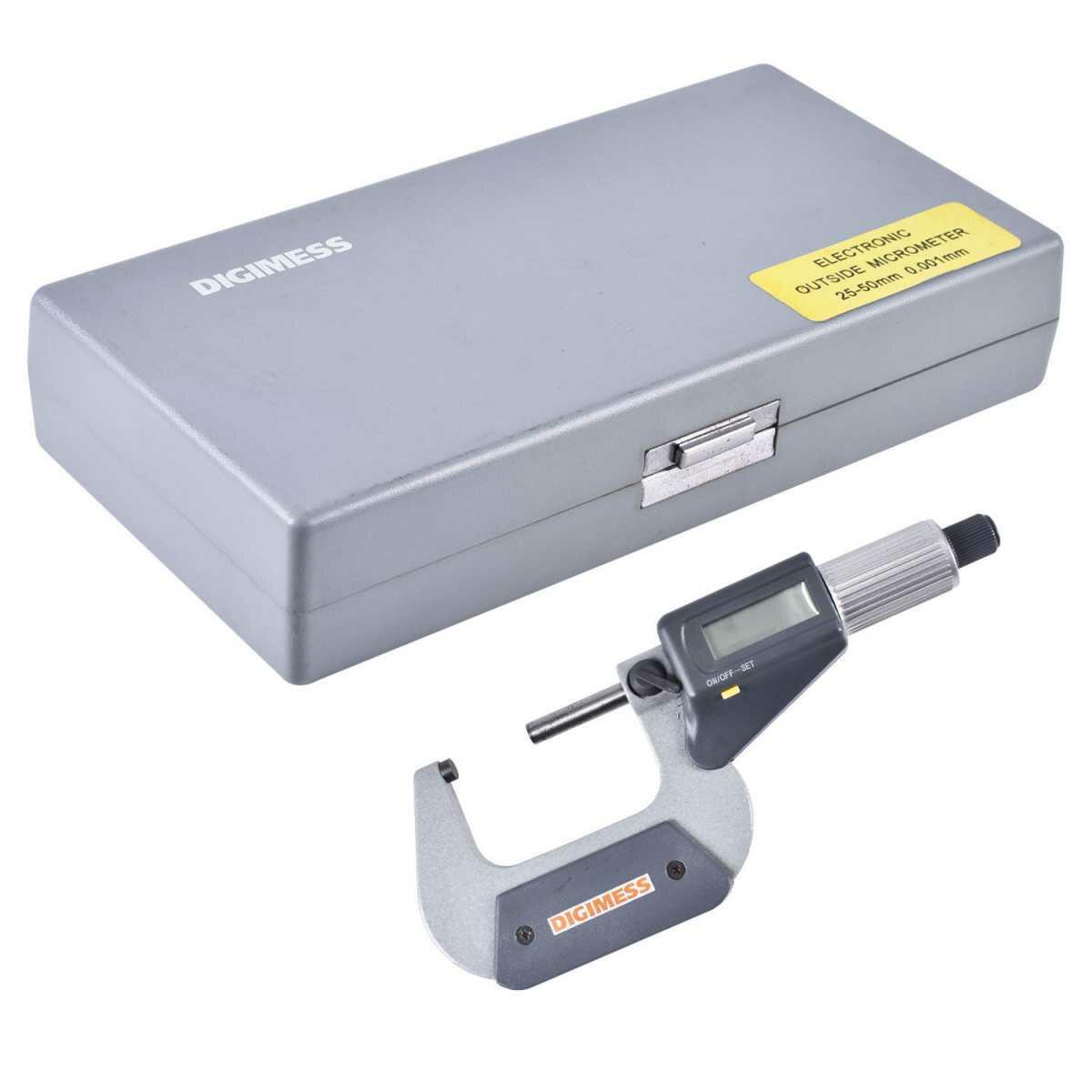Micrômetro Externo Digital 25 – 50 MM da Digimess