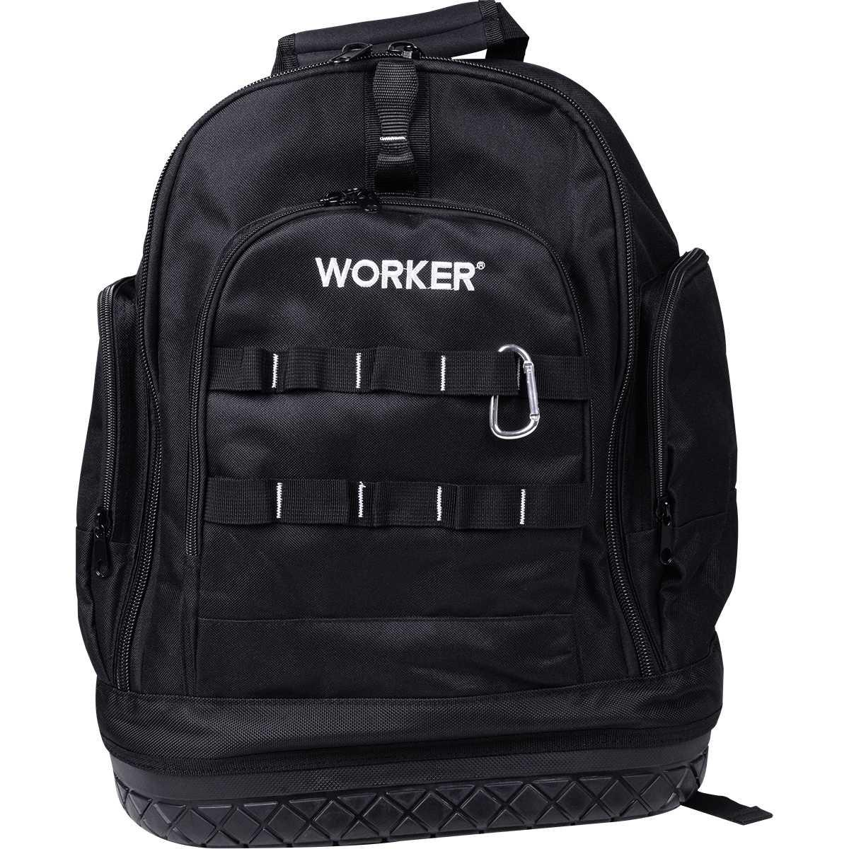"Mochila para Ferramentas com Base Emborrachada 14"" Worker"