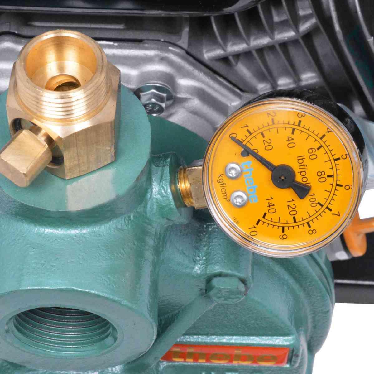 Motobomba a Gasolina 3 M³/H Injetora TI30C55FX1 Toyama