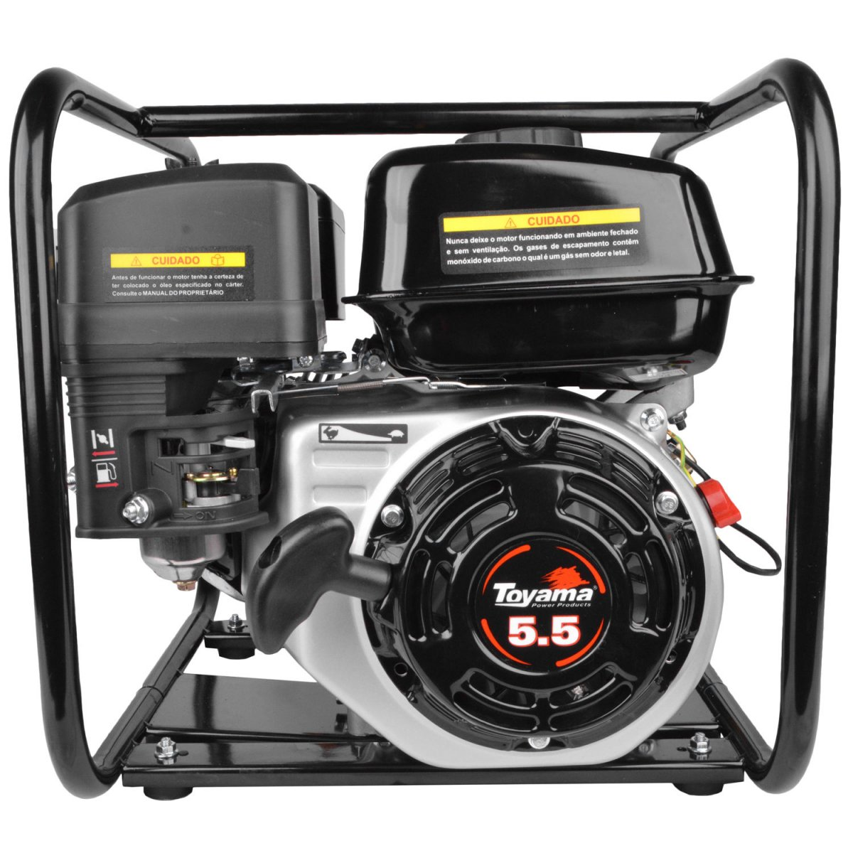"Motobomba Gasolina Multi Estágio 1"" x 3/4"" TFM34C551 Toyama"