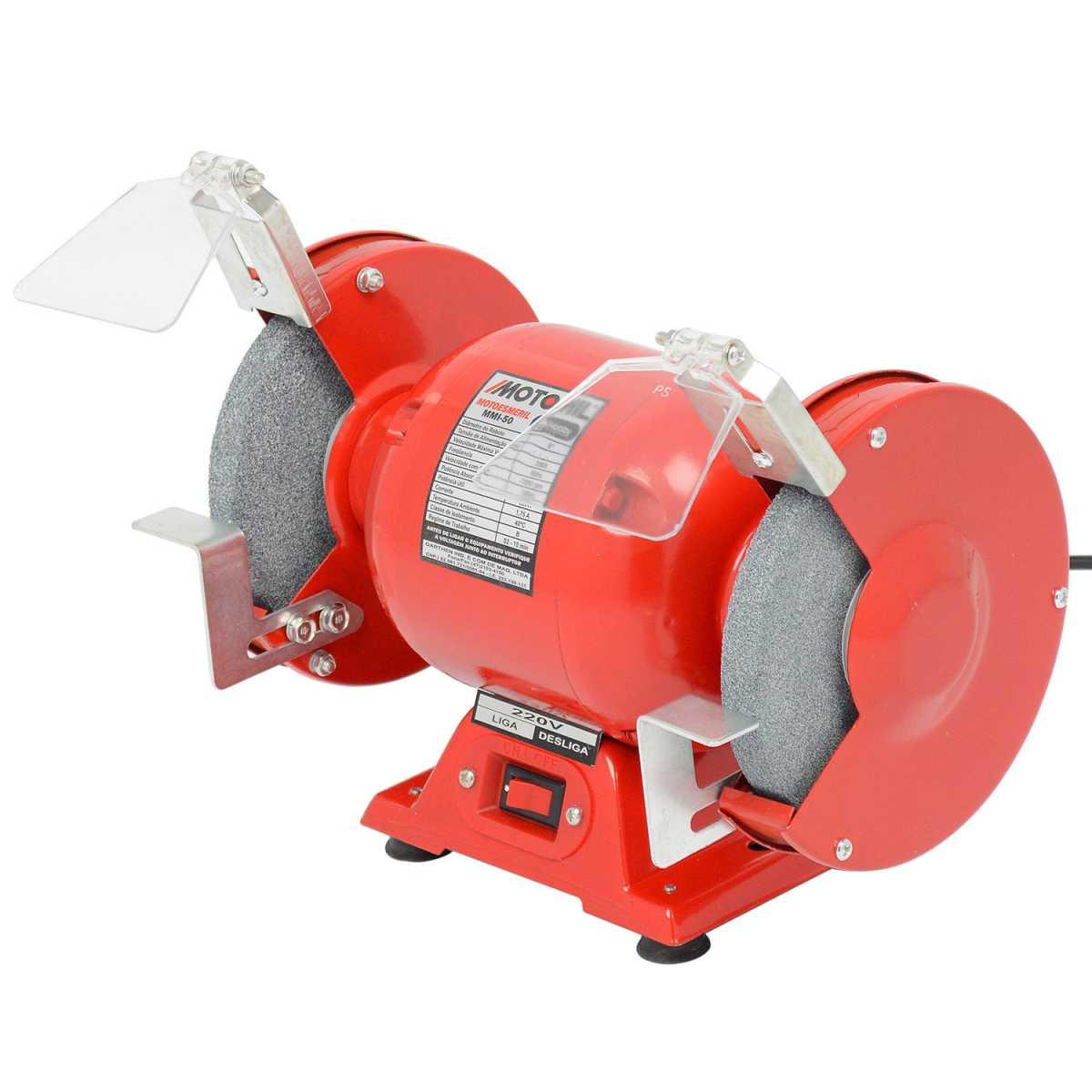 Motoesmeril 360 Watts Mmi-50 Motomil – 220V