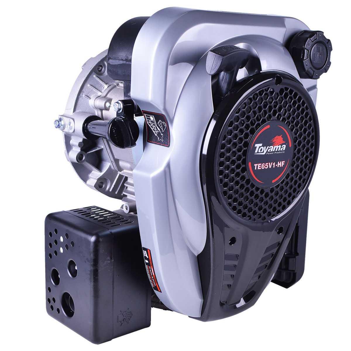 Motor Gasolina 6,5Hp 4T para Rabeta Vertical Te65V1Hf Toyama