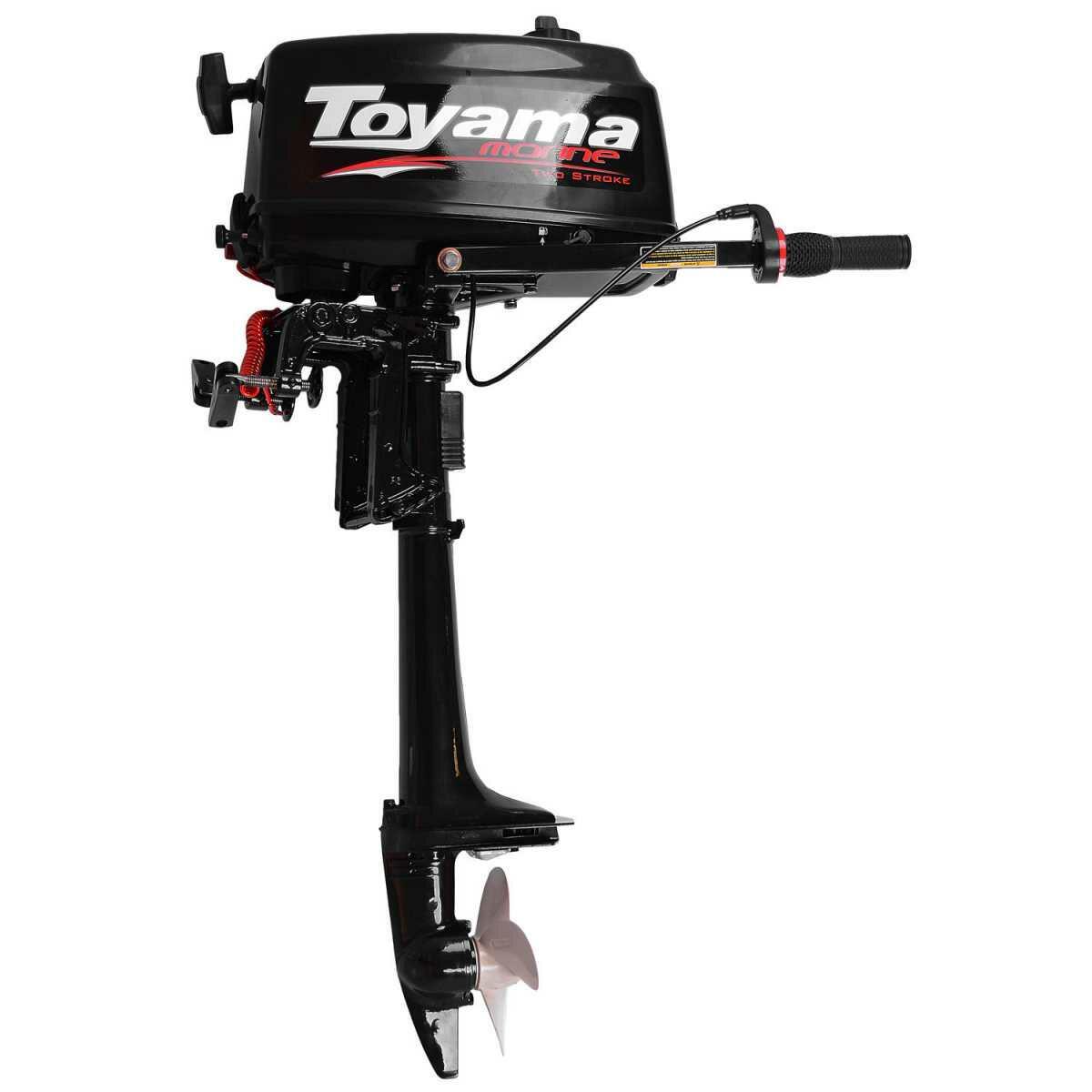 Motor de Popa de Barco a Gasolina 2.6Hp Tm2.6Ts Toyama